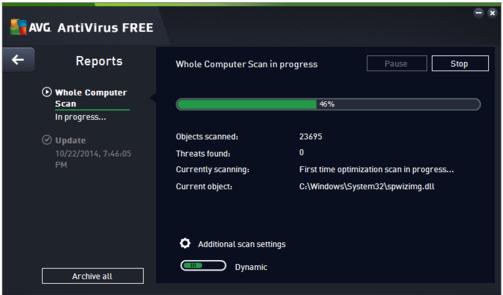 Download AVG Anti-Virus Update 2017