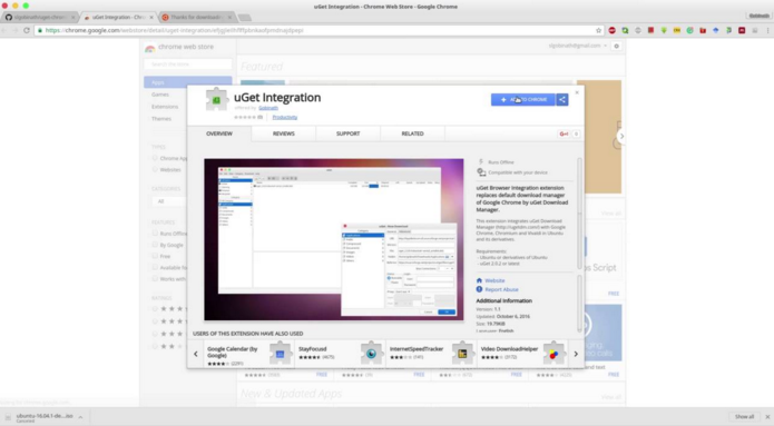 Download Chromium 61.0.3186 Latest Version