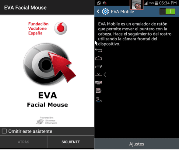 Download APK EVA Facial Mouse 2017