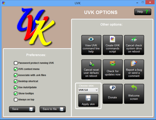 Download UVK Ultra Virus Killer 10.7.6.0 Latest Version