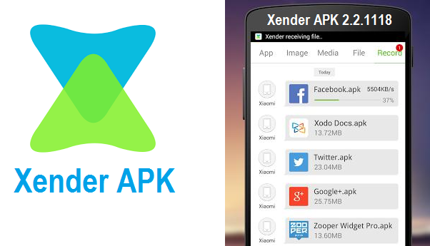 Xender Apk 2019 Free Download Latest Version