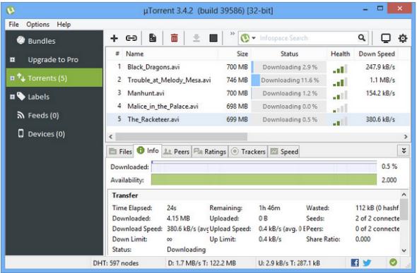 Download uTorrent 3.5.0 Latest Version