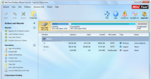 Download MiniTool Partition Wizard Free