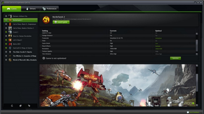 Download NVIDIA GeForce Experience 3.8.0.89 Latest Version