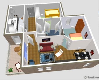 Sweet Home 3D 6.0 Free Download Latest Version
