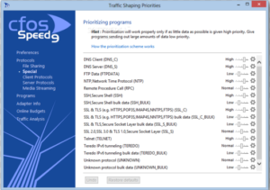 Download cFosSpeed Latest Version
