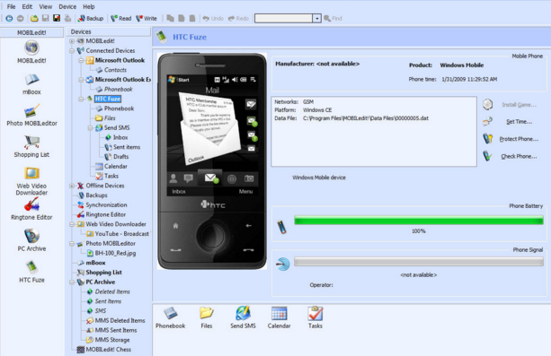 Download MOBILedit Latest Version