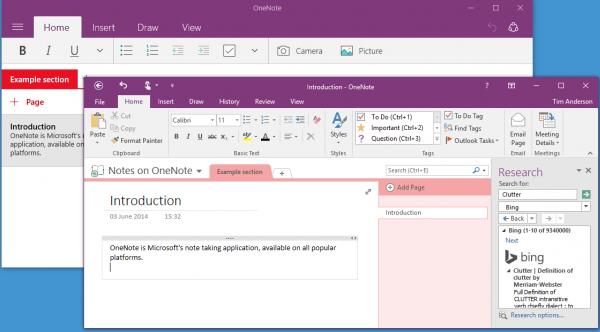 Download Microsoft OneNote 2017 Latest Version