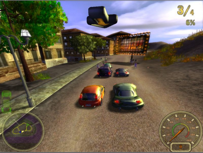 Download City Racing Latest Version