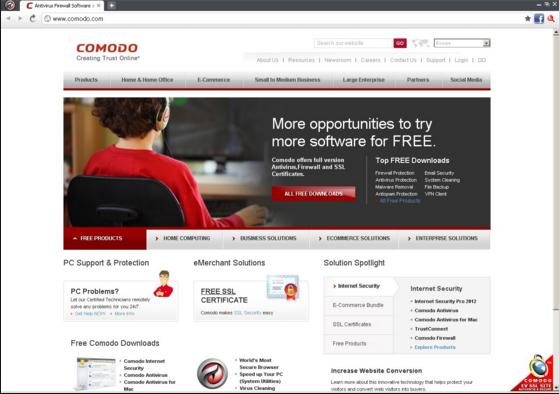 Download Comodo Dragon 5.8.0 Latest Version