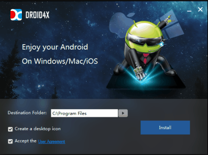 Download Droid4X Latest Version