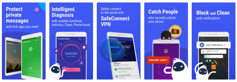 Download Security Master Antivirus APK Latest Version