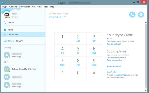 Download Skype 2019 for Windows Latest Version