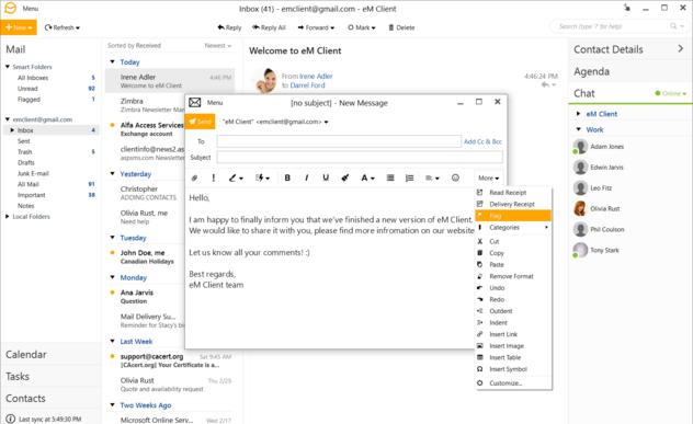 Download eM Client 7.1 Latest Version