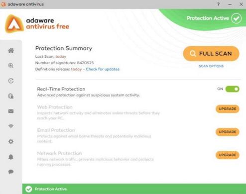 Download Adaware Antivirus Free 12.1 Latest Version