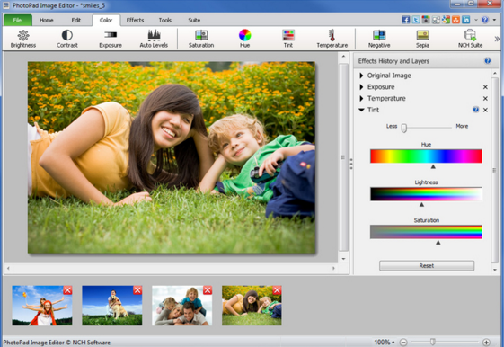 Download PhotoPad Image Editor 3.12 Latest Version