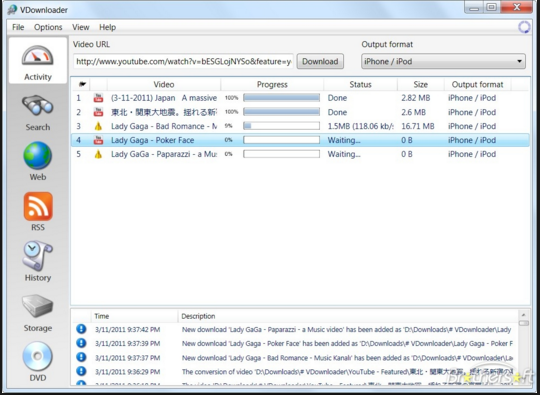Download VDownloader 4.5 Latest Version