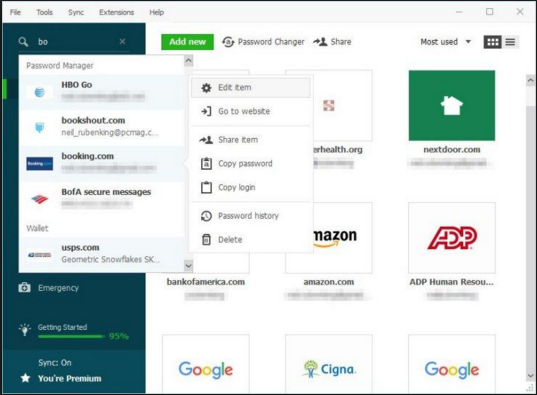 Dashlane 6.3.0 Free Download Latets Version