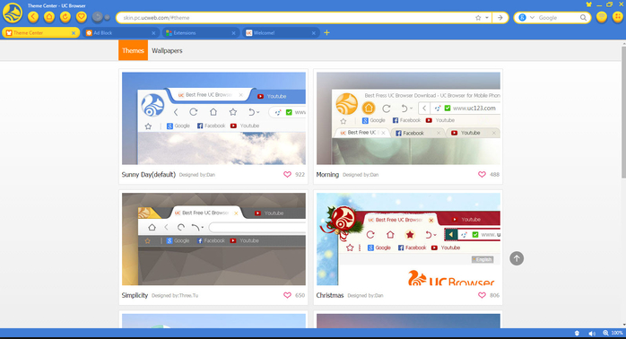 Download UC Browser 6.1.3397 for Windows Latest Version