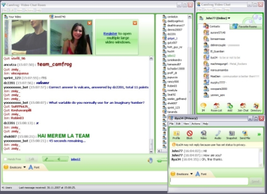 Download Camfrog Video Chat 2018.6.19 Latest Version