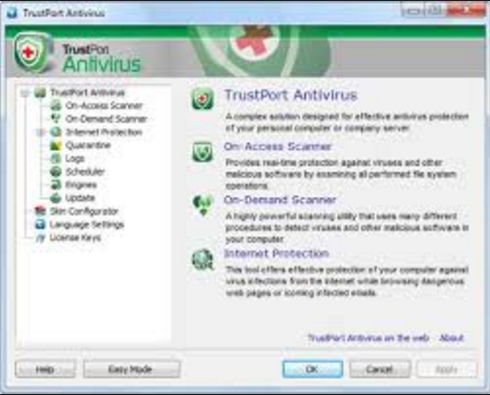 Download TrustPort Antivirus 2018 Latest Version