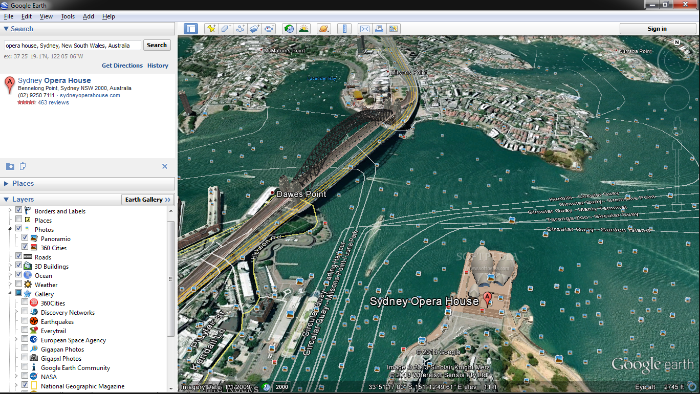 Google Earth 2019 free Download Latest Version
