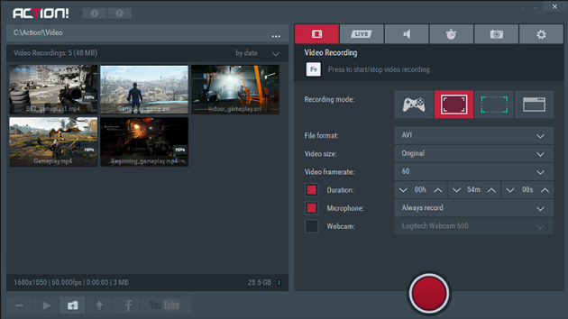 Action 2018.3.0.0 Free Download Latest Version