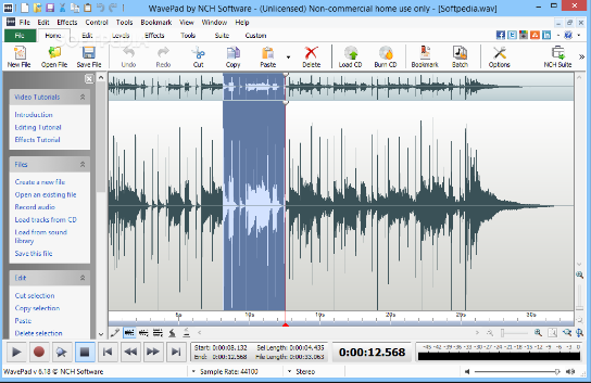 Wavepad 8.03 Free Download Latest Version