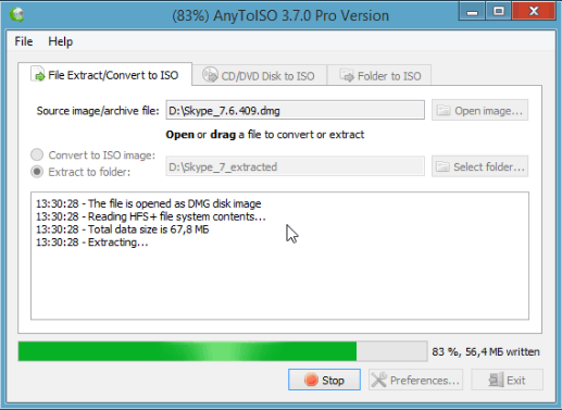 AnyToISO 3.9.3 Free Download Latest Version