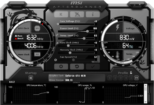 MSI Afterburner 4.6.0 Download Latest Version