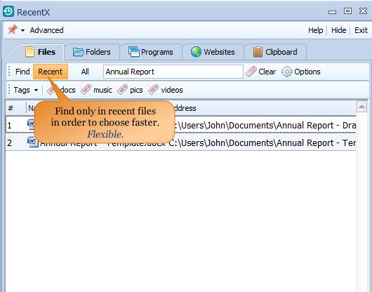 RecentX 5.0.8 Download Latest Version